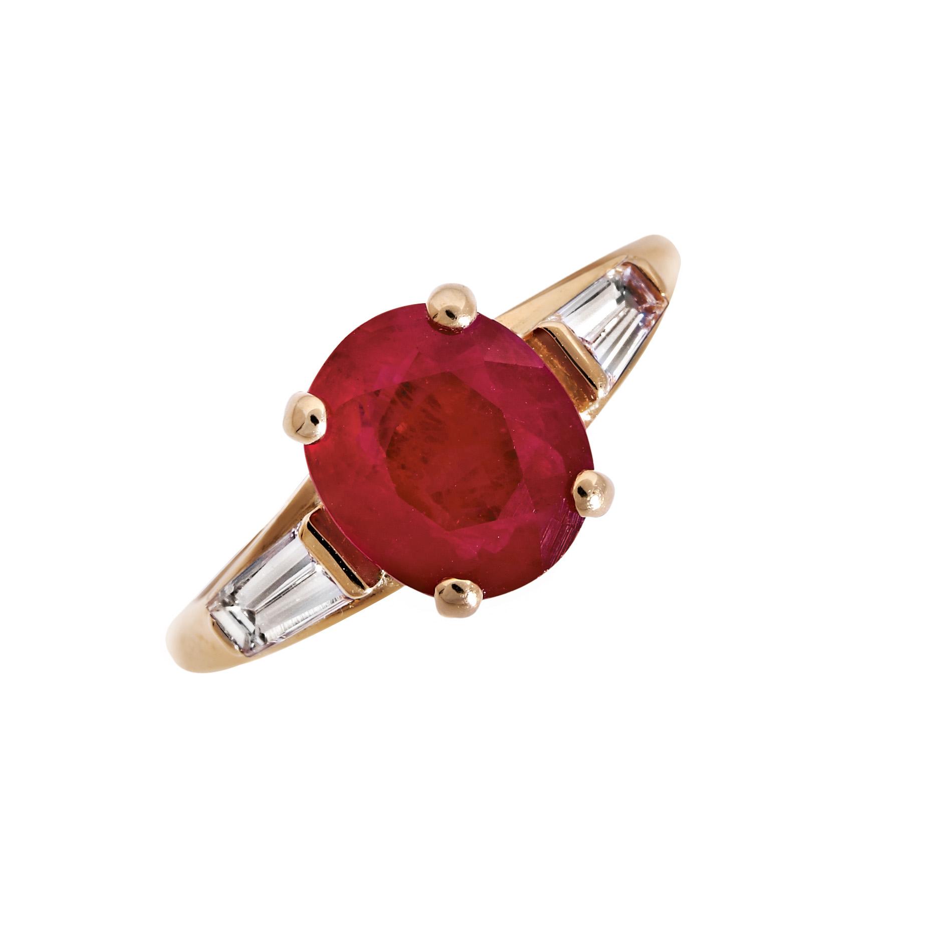 Bague Rubis et Diamants - Pascal IZERN