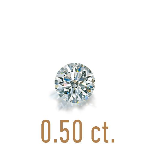 0,5 carat