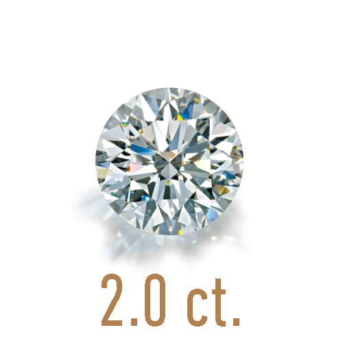 2 carats